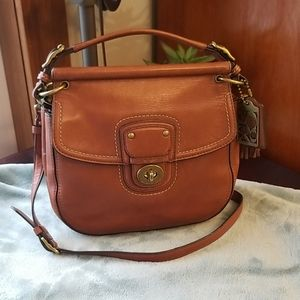 VINTAGE COACH Legacy Willis Bag 19132